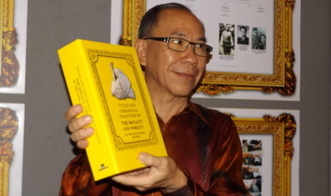 Book to document titles and ceremonial traditions of Perak Royalty