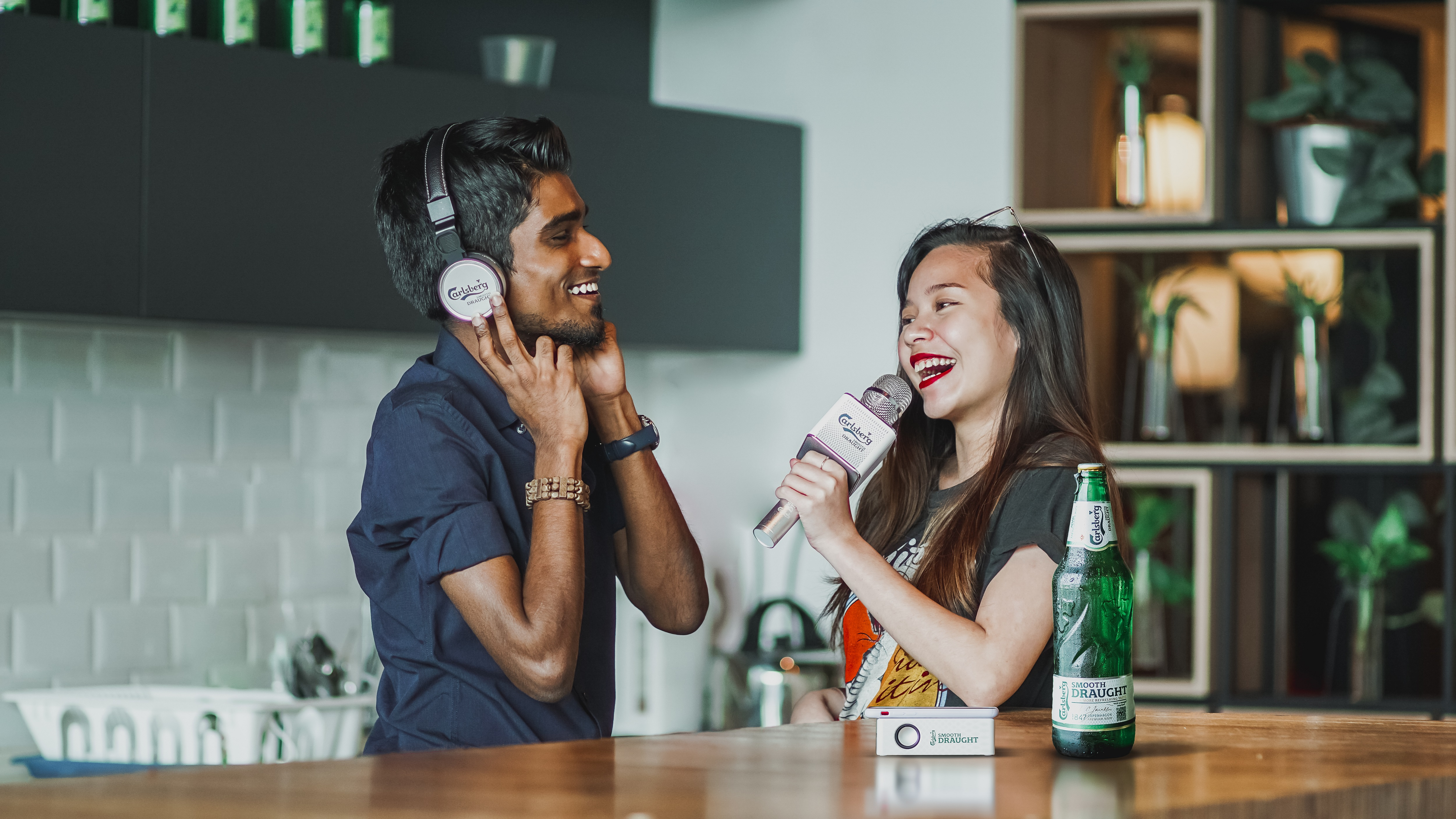 Drink Carlsberg and win cool goodies