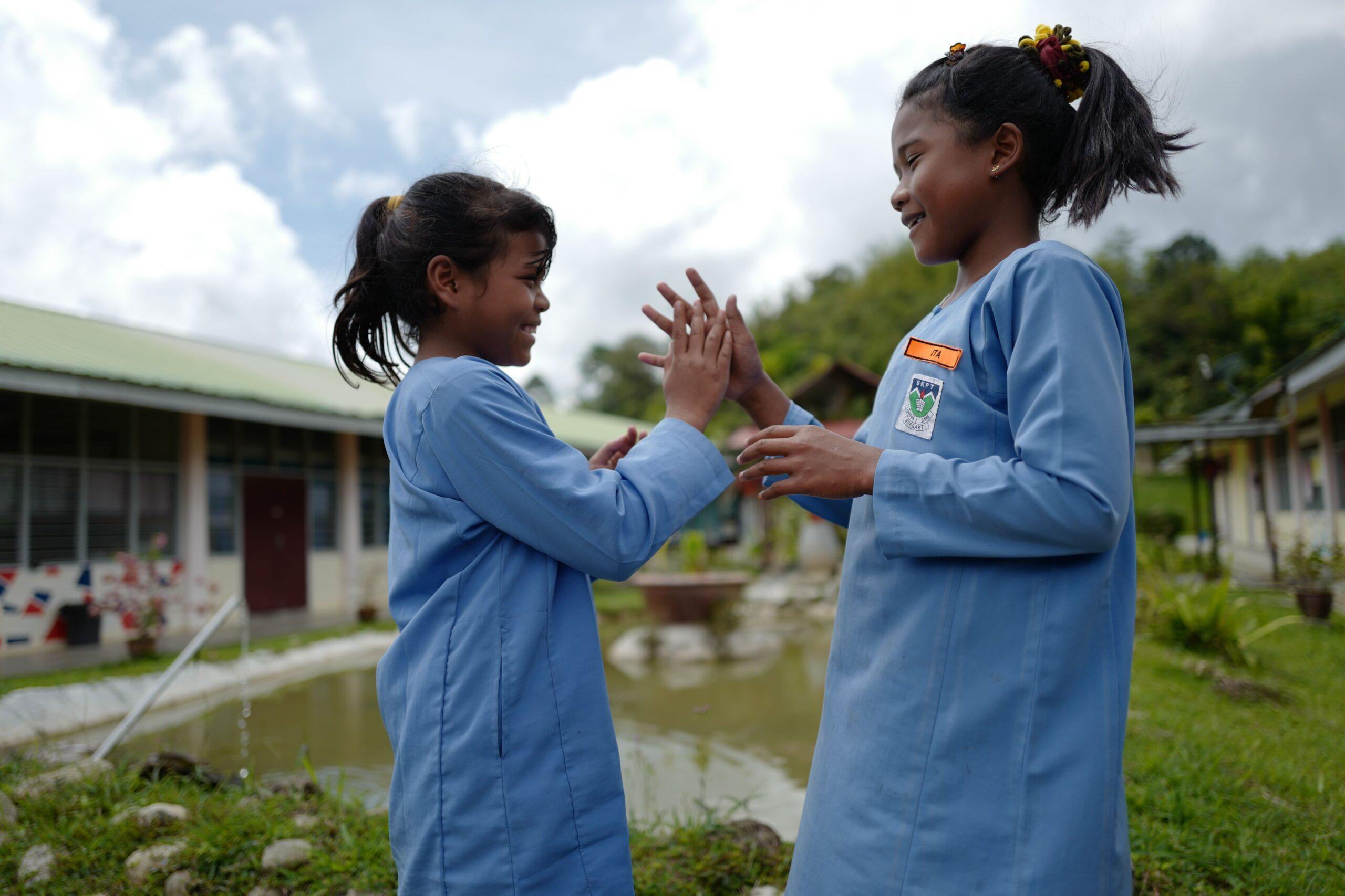 TOP brand CSR to help Orang Asli children in Perak and Pahang