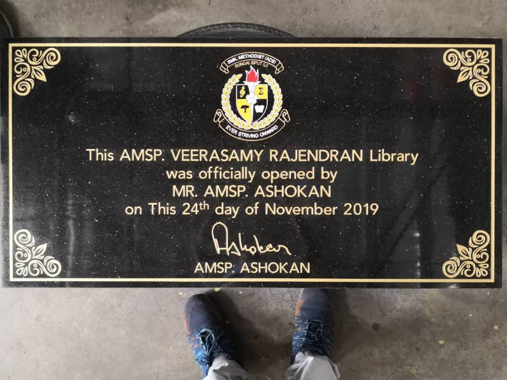 School gets new library and resource centre