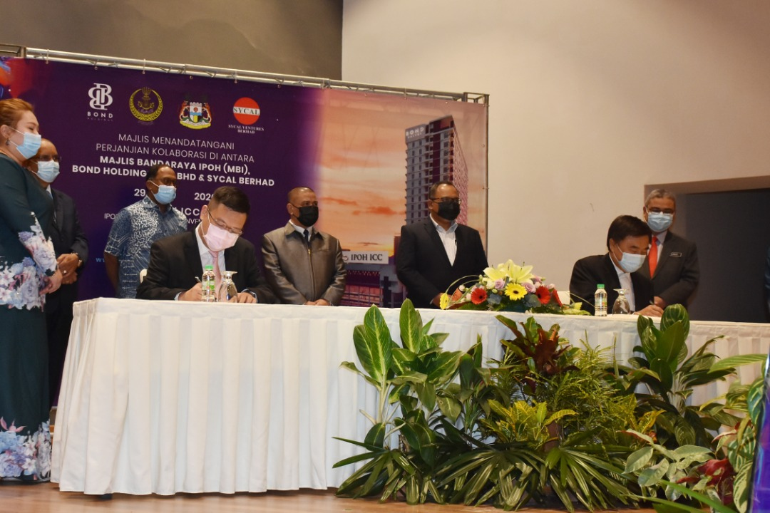 Ipoh International Convention Centre (IICC) will be the new landmark in Ipoh.