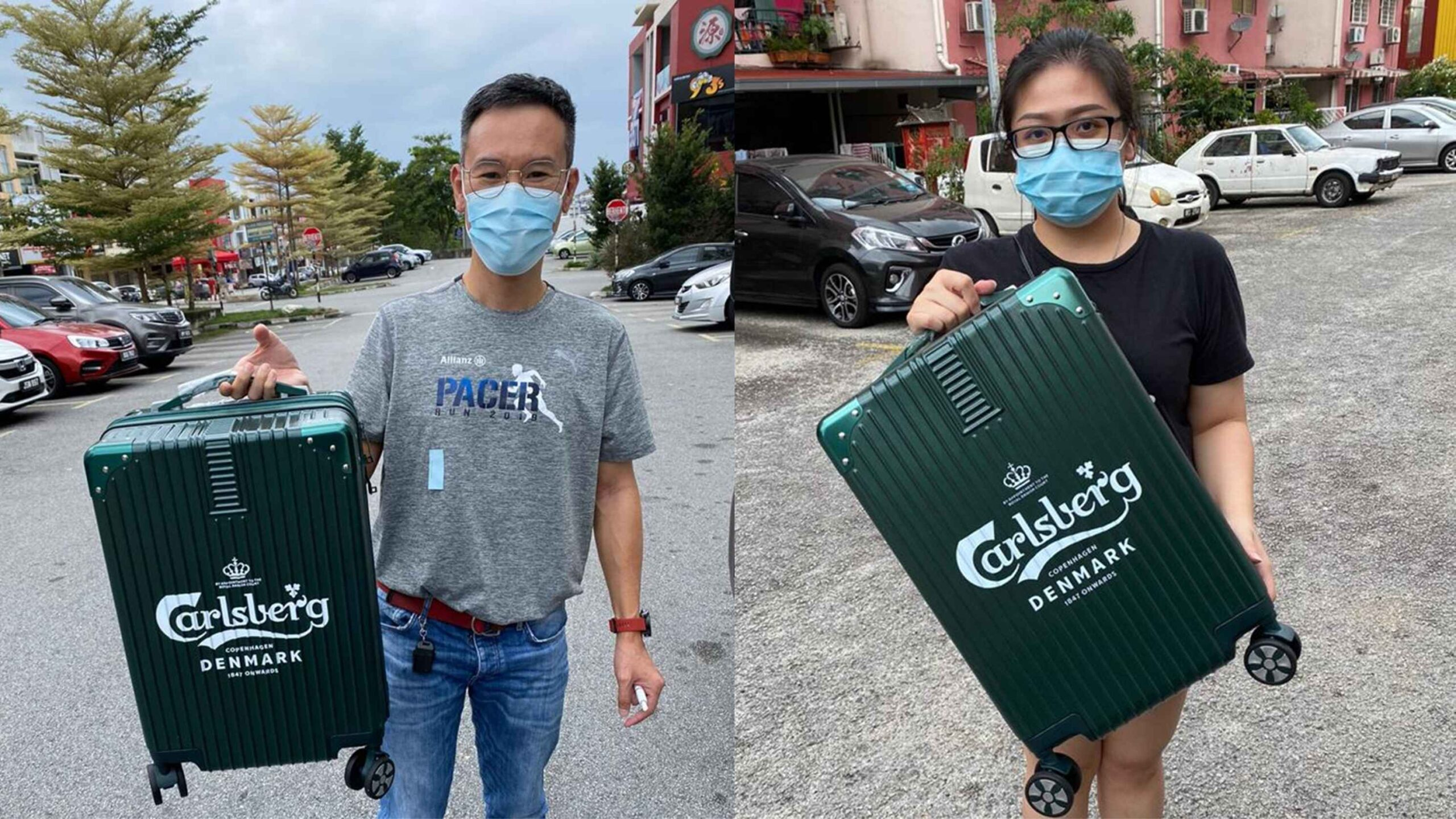 More winners for the Carlsberg CNY contest