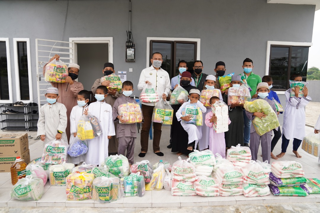 MBI carries out CSR programme at orphanage