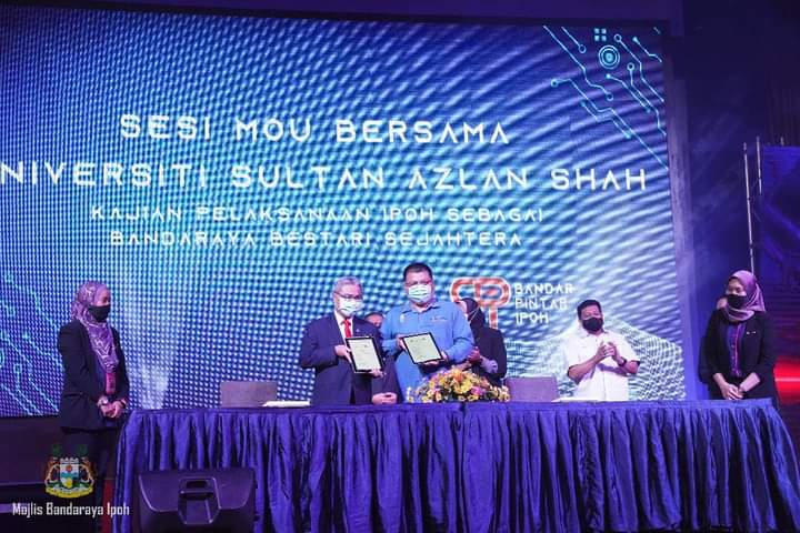"""Ipoh strives to be """"Smart City"""" by 2030"""
