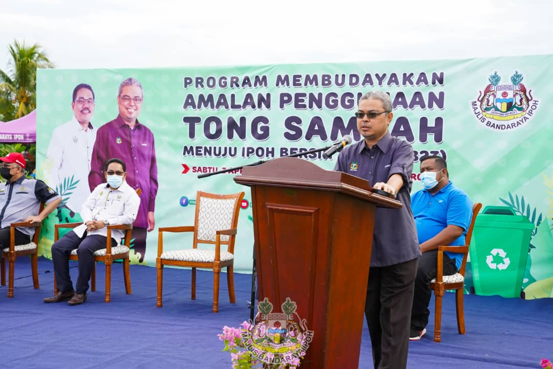 Ipoh Mayor – Adopt mindset of those in Japan and South Korea