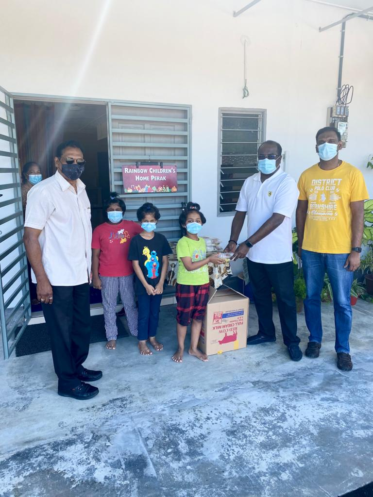 More individuals and corporates coming forward to help the needy in Ipoh