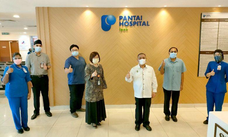 Pantai Hospital Ipoh does its bid to fight Covid-19