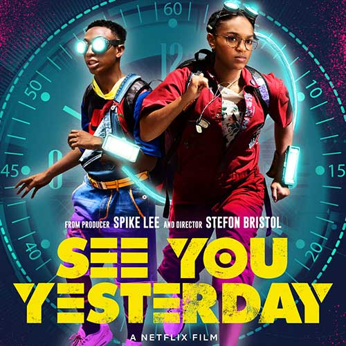 See You Yesterday artwork.