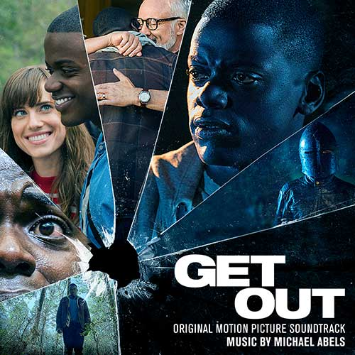 Get Out Original Motion Picture Soundtrack artwork.