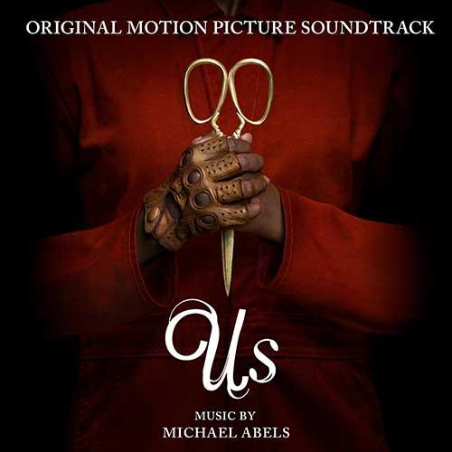 Us Original Motion Picture Soundtrack artwork.