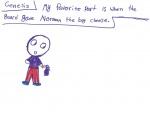 Genesis P. Norman the Doorman Favorite Part.jpg