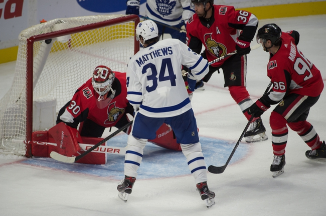 Leafs face Senators in consecutive Battle of Ontario bouts | The Northside