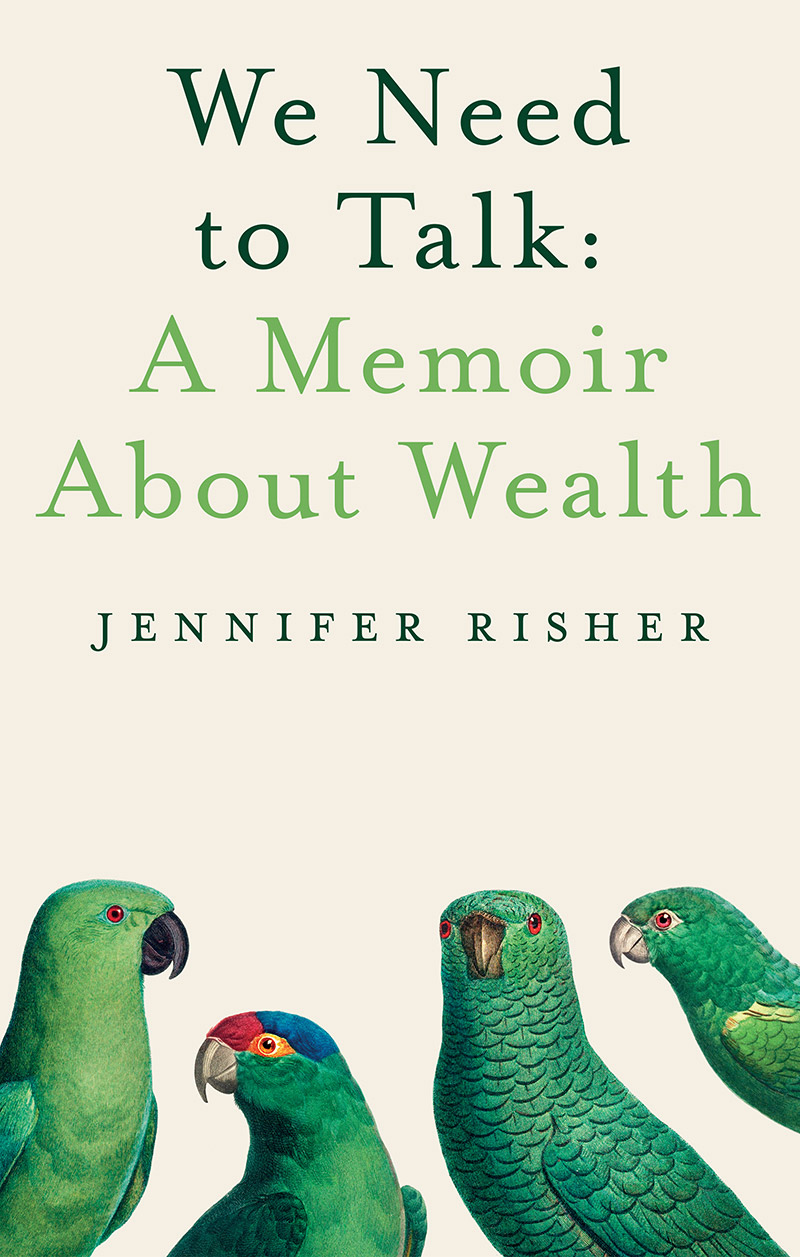 We Need To Talk by Jennifer Risher