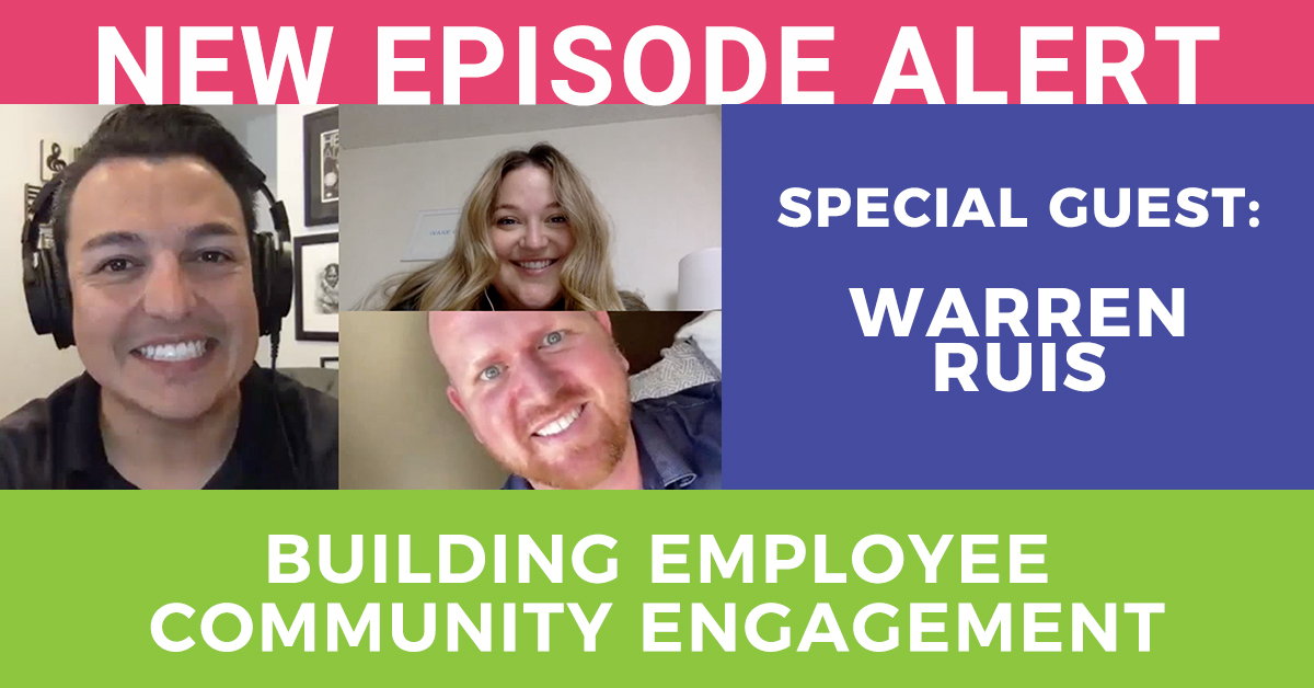 Good For Others Podcast John Valencia Warren Ruis