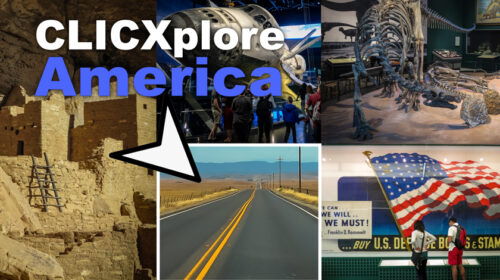 Following Your Virtual GPS: Traveling America from the Comfort of Your Home