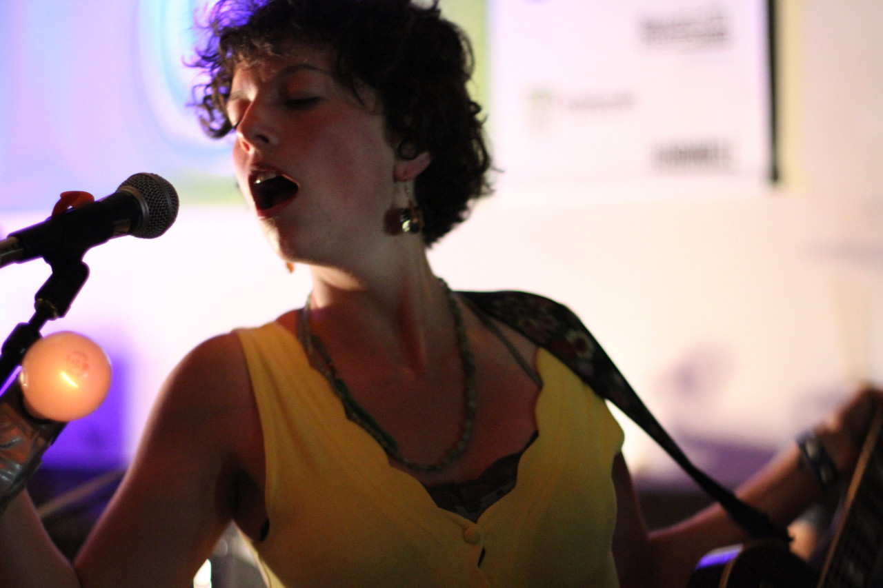 The Luyas performs at Spill during South By Southwest in Austin, Texas on March 19, 2011.