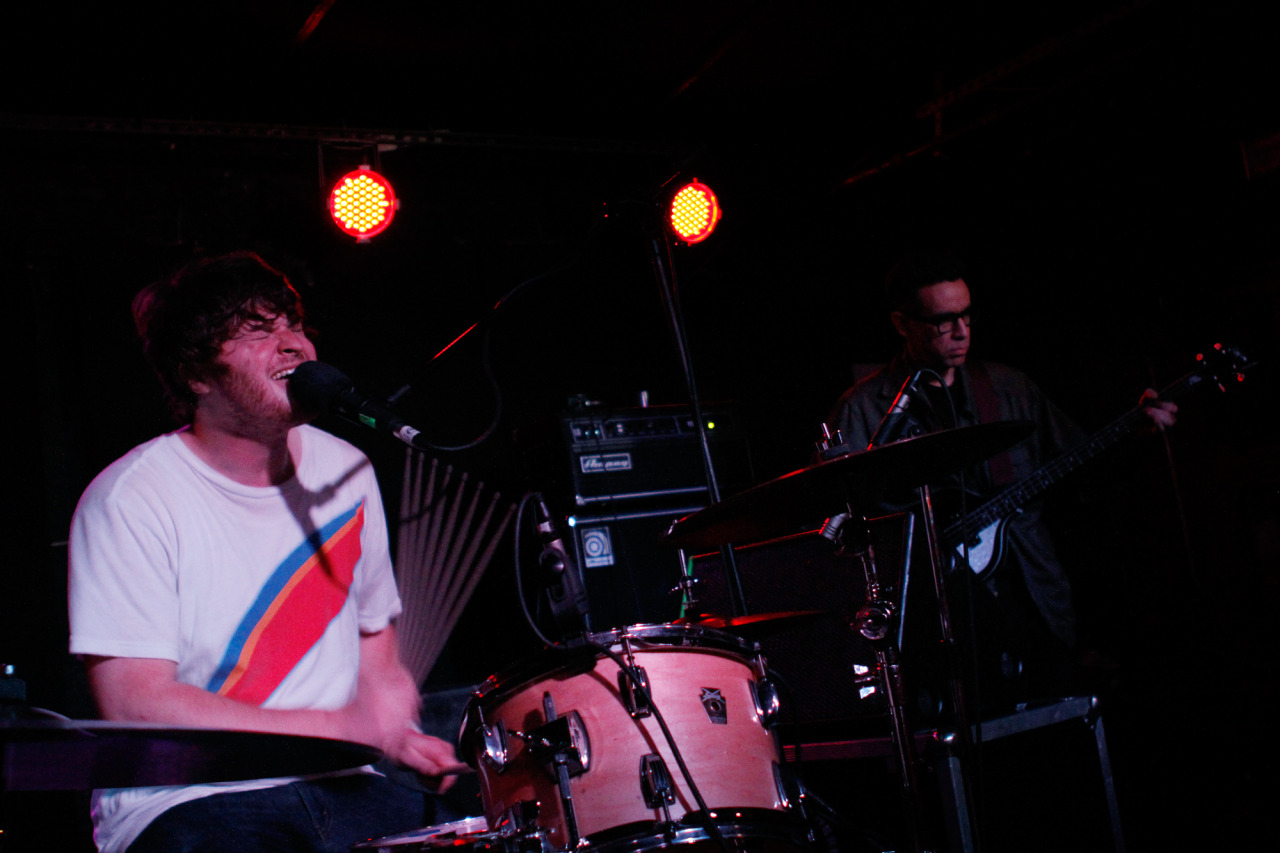 Telekinesis performs at Merge Records' showcase at Mercury Lounge during the CMJ Music Marathon in New York, NY on Oct. 18, 2012.