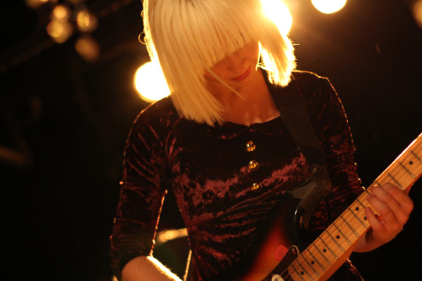 The Joy Formidable performs at Black Cat in Washington, D.C. on March 25, 2011.