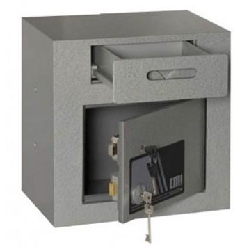 Cash Management Safe With Deposit Drawer Chute – CMS-1