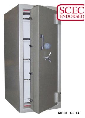 A Class Security Safe – Model GCA4