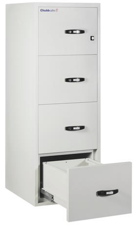 CHUBB Fire File 25 – 4 Drawers