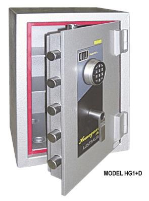 CMI HOMEGUARD – Model HG1