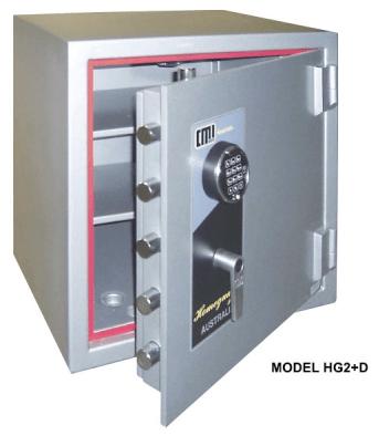 CMI HOMEGUARD – Model HG2