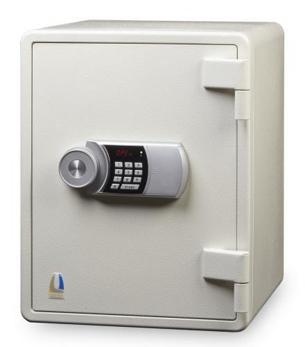 LOCKTECH Compact Large Fire Resistant Safes – Model M031