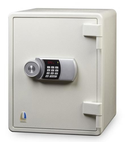 LOCKTECH Compact Large Fire Resistant Safes – Model M031