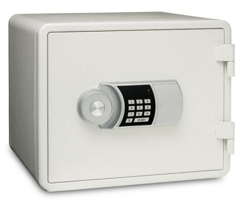 LOCKTECH Compact Medium Fire Resistant Safes – Model M020