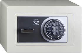 SECUGUARD Fire and Burglary Resistant Home Safes – Model FA35E