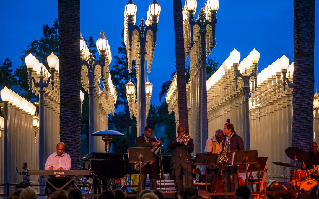 LACMA Jazz in Los Angeles