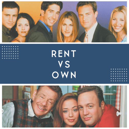 Rent Or Own - Are you the cast of Friends or King of Queens