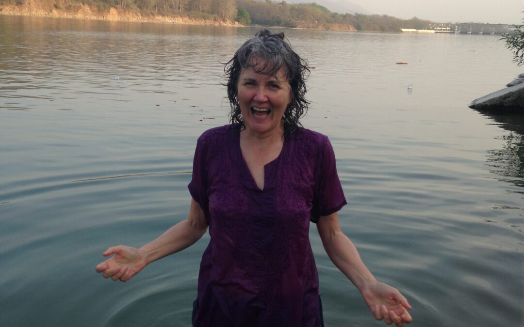 Sacred Journey, a Travelogue on Delhi and Rishikesh, India