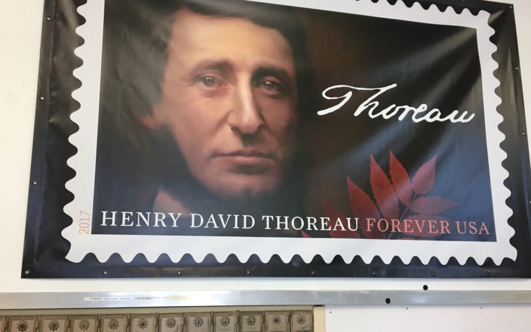 Happy 200 Birthday, Thoreau. Getting to Know Henry, an Interactive Slide Show