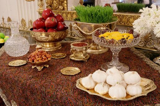 Celebrating Nowruz, the Persian New Year