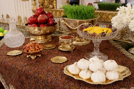 Celebrating Nowruz, the Persian New Year