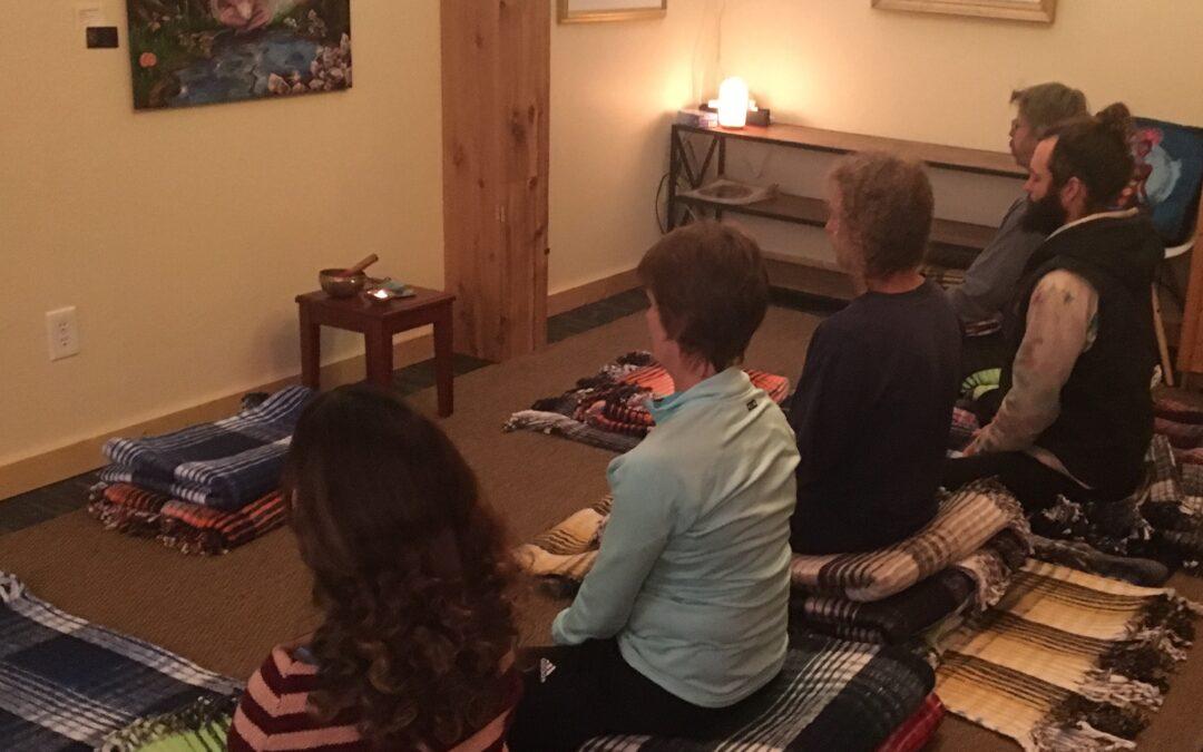 Upcoming Meditation Offerings