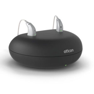 oticon li-ion rechargeable base