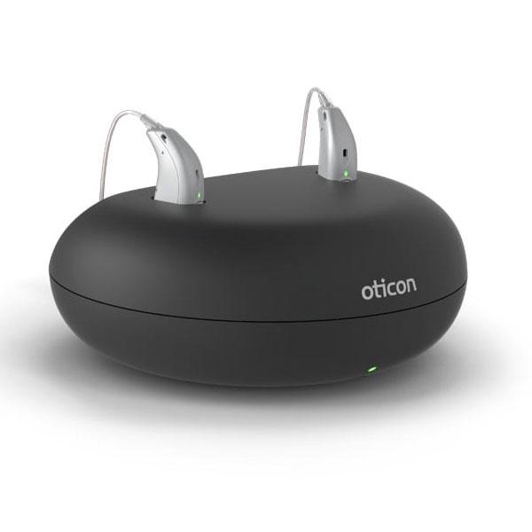 oticon li-ion rechargeable base