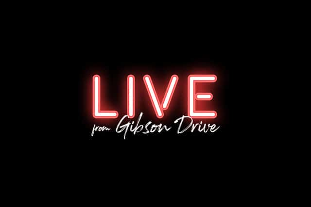 Live From Gibson Drive, ep. 4: Kristina Murray