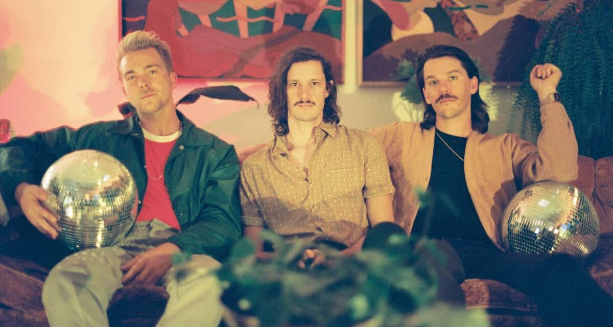 Alt-rock Nashville group The Brummies' new record 'Automatic World' was born after an acid trip in Joshua Tree