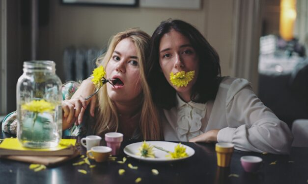 "Brooklyn-based Female Duo Daisy The Great Release Their Latest Single ""Persephone"""