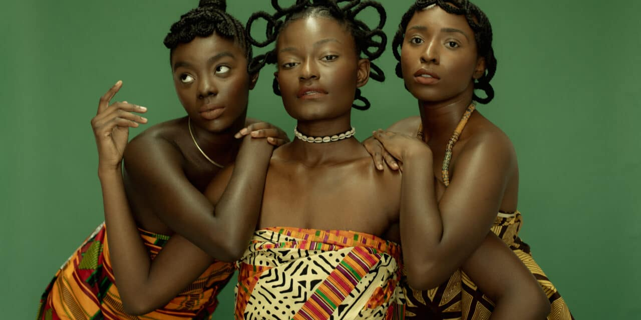 Côte D'ivoire Photographer Saphir Niakadié Wants To Redefine The Standards of Beauty With Her Powerful Visual Storytelling