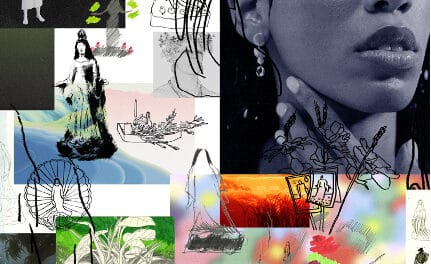Franco-Brazilian artist 'Yndi' Prepares For Her New Album 'Noir Brésil'