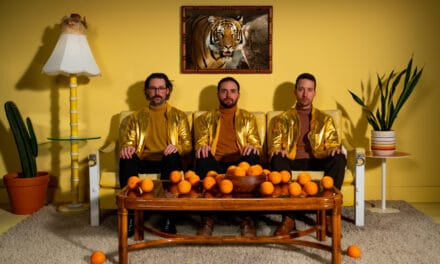 """Eclectic Rock Trio Jimkata Drops New Track """"Roots Down"""" In Preparation For Their Full Length Record 'Bonfires'"""