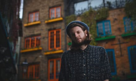 London Artist Jesse Walton Talks About His Latest Record 'Pages'
