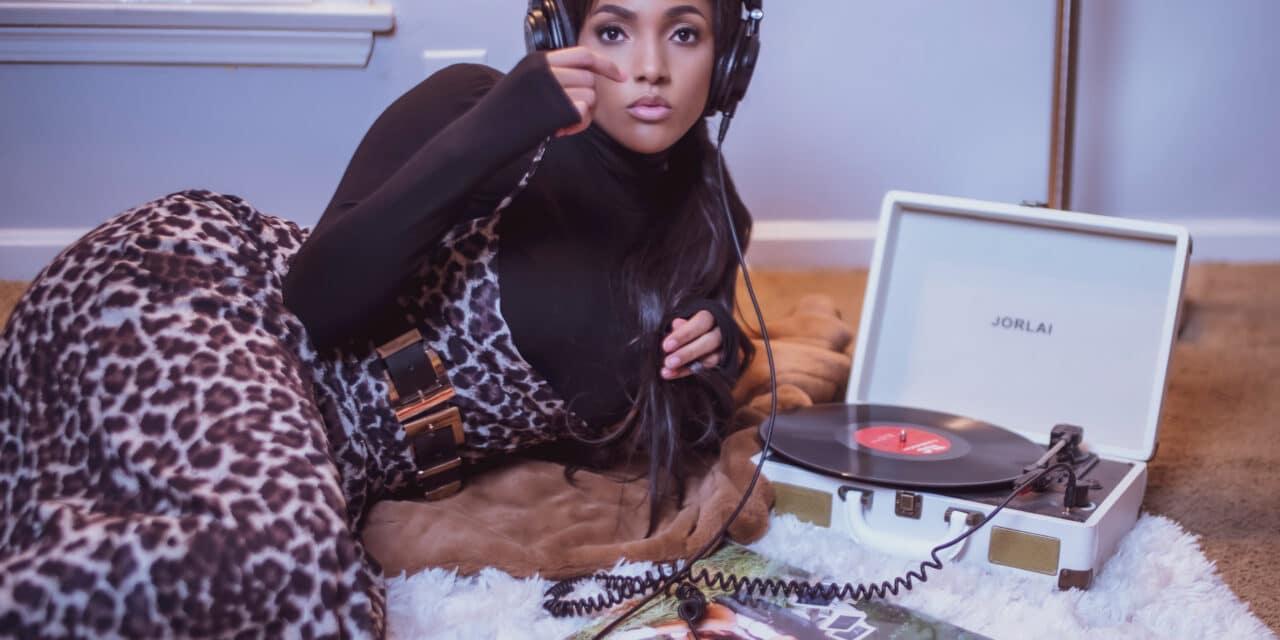Musician and Actress NEFERTITTI AVANI Drops New Single 'SERIOUS'