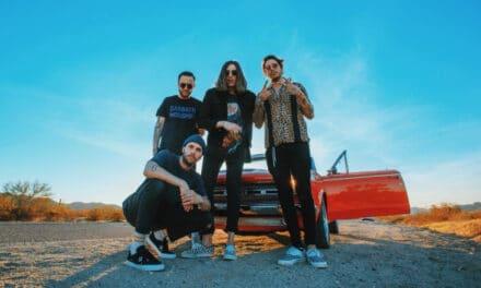 "Emerging Alt-rock/hip-hop Hybrid 'Katastro' Drops Their New Single ""The Way I Feel"""