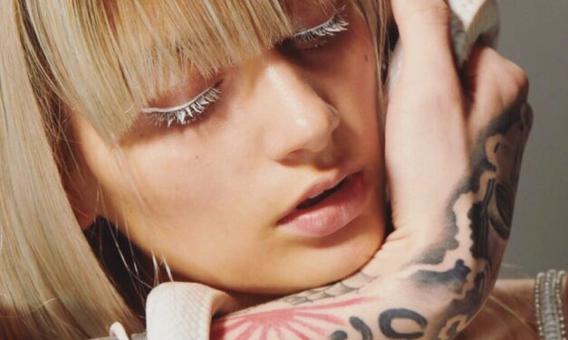 """Tokyo-based Visionary Artist & Model 'RHYME' Premieres Powerful Video For Her Track """"YAJH"""""""